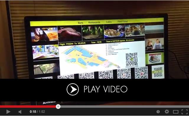 Wayfinding for Airport Passengers - IPFIDS