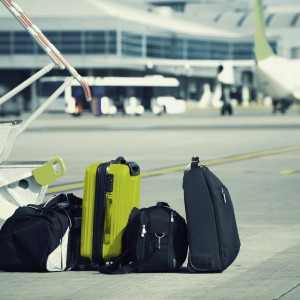 Luggage by Aircraft