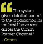 Canon--Testimonial